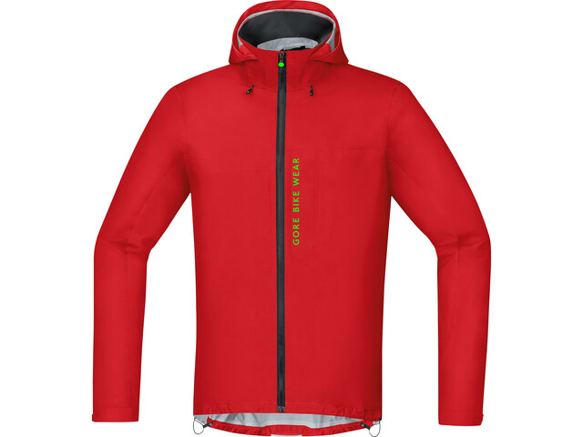 GORE BIKE WEAR Power Trail GT AS - Chaqueta Hombre - rojo